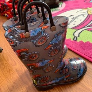 Toddler Boys Rain Boots